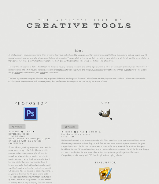creative-tools