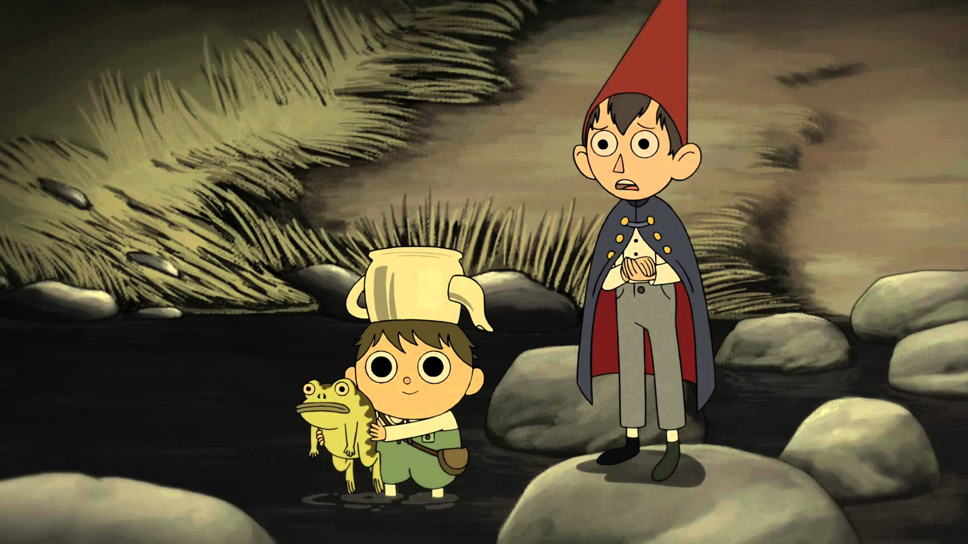 Defence Of Greg In Over The Garden Wall